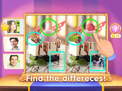 Differences online – Spot IT 5