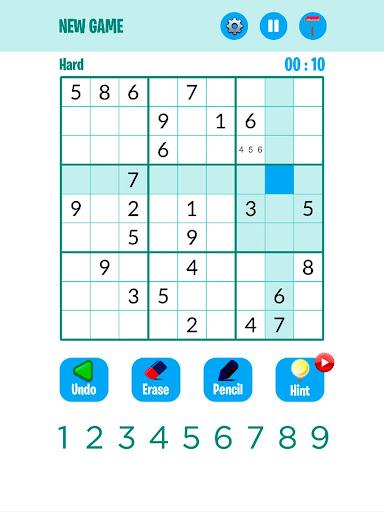 Sudoku 2021 2.4 screenshots 9