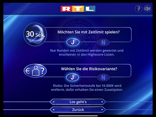 Wer wird Millionu00e4r? Trainingslager 2.0.76 screenshots 17