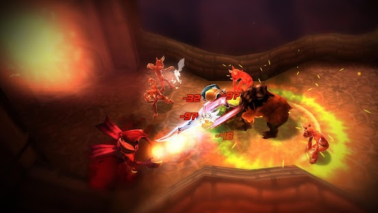 BLADE WARRIOR: 3D ACTION RPG Screenshot