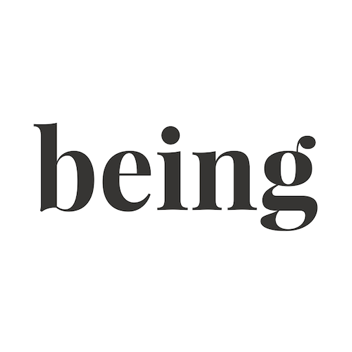being: mindfulness, spirituality and wisdom icon