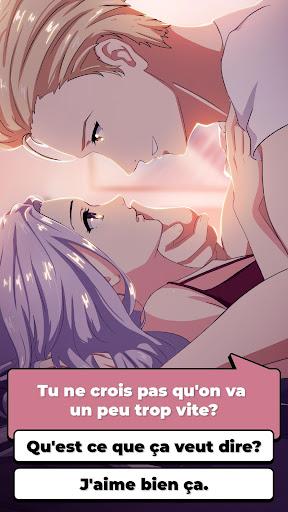 Code Triche Histoire d'amour en textos: ChatLinx (Astuce) APK MOD screenshots 3