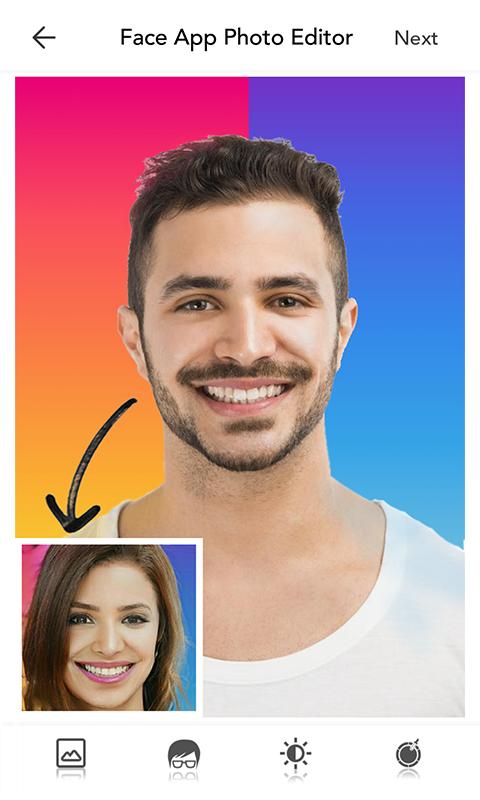 Face Transformation Gender Changerのおすすめ画像1