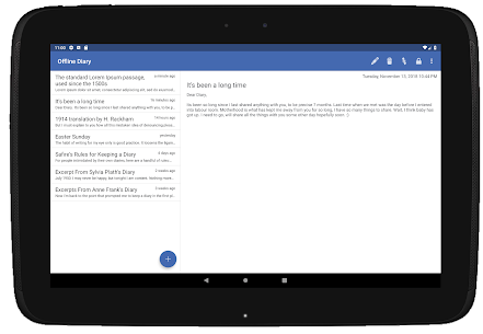 Offline Diary MOD APK (Full Unlocked) Download for Android 9