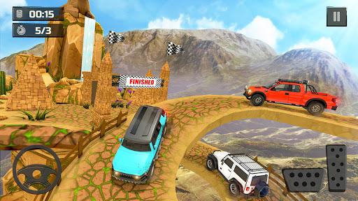 Mountain Climb 4x4 Drive 2.0 Screenshots 2