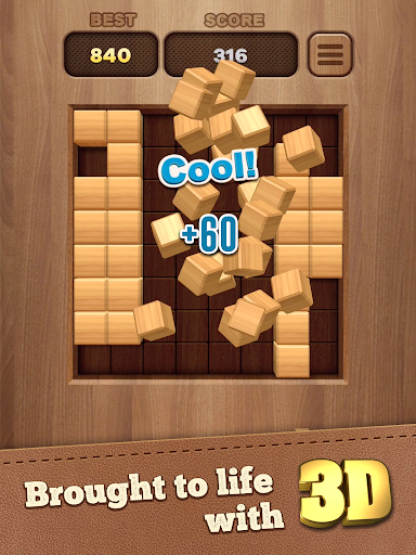 Block Puzzle Woody Cube 3D  screenshots 10