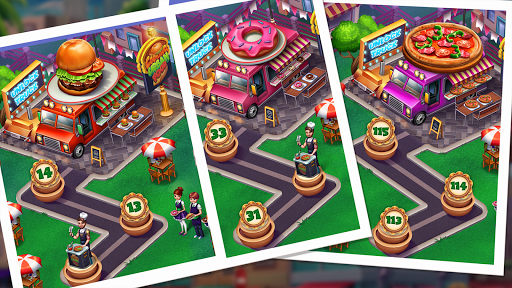Cooking Urban Food - Fast Restaurant Games 8.7 screenshots 15