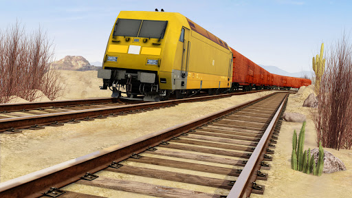 Train Simulator 2020: Modern Train Racing Games 3D 30.9 Screenshots 1