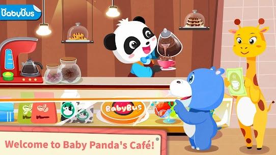 Baby Panda's Summer: Café 1
