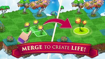 Merge Dragons! Android App Screenshot