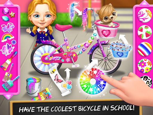 Sweet Baby Girl Cleanup 6 - School Cleaning Game  screenshots 13