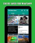 screenshot of Status Saver For Whatsapp