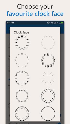 AtomicClock u2014 NTP Time (with widget) 1.7.6 screenshots 5