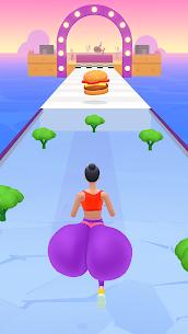 تحميل لعبة Twerk Race 3D مهكرة 3