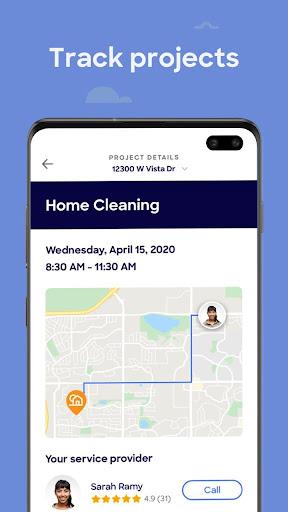 HomeAdvisor: Contractors for Home Improvement 20.5.2.6 screenshots 6