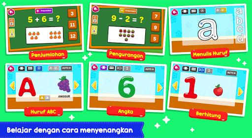 Aplikasi Belajar TK dan PAUD Lengkap