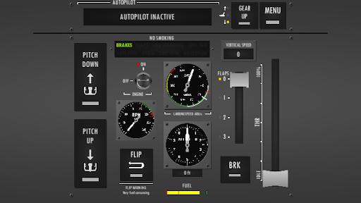 Flight Simulator 2d - realistic sandbox simulation  screenshots 7