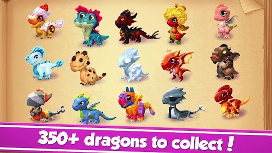 Download Dragon Mania Legends Dragon breeding love game for Android 1