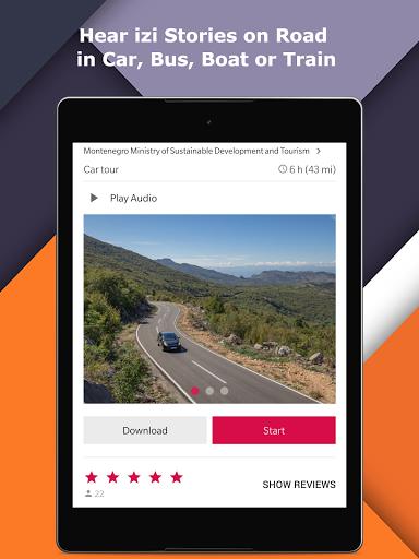 izi.TRAVEL: Get Audio Tour Guide & Travel Guide 6.3.16.477 Screenshots 14