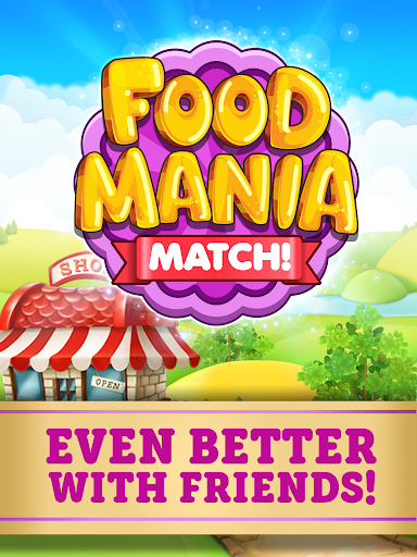 Fast Food 2020 New Match 3 Free Games Without Wifi screenshots 13