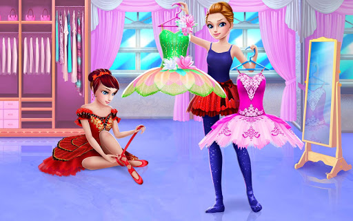 Pretty Ballerina - Dress Up in Style & Dance 1.5.3 screenshots 3