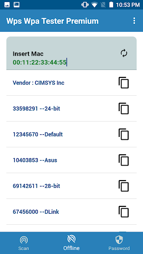 WIFI WPS WPA TESTER 4.0.3 screenshots 2