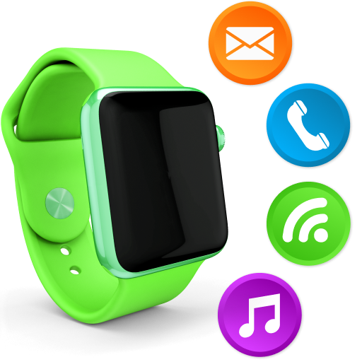 Smartwatch Bluetooth Notifier: sync watch & wear