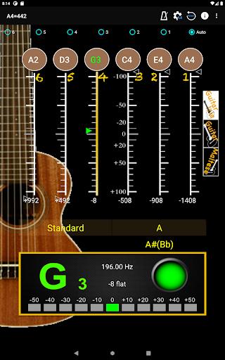 GuitarTuner - Tuner for Guitar apktram screenshots 16