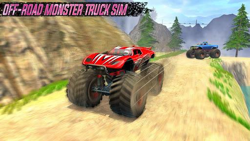 Offroad  Monster Truck Free Hill Drive 1.13 screenshots 2
