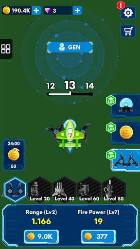 Constellation Guardian War 1.0.4 screenshots 16