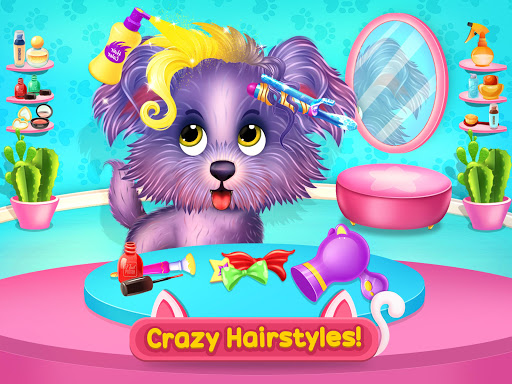 Puppy Pet Care Daycare Salon modavailable screenshots 5