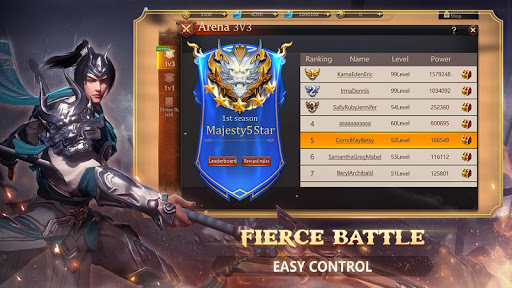 Dynasty Blade 2: ROTK Infinity Glory 26.0.00 screenshots 11