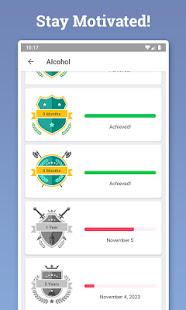 Quitzilla: Sobriety Counter & Bad Habits 2.0.2 Screenshots 6
