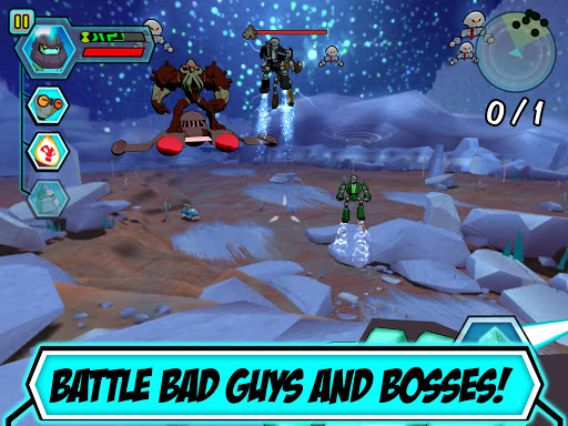 Ben 10 - Alien Experience: 360 AR Fighting Action 1.0.4 screenshots 16