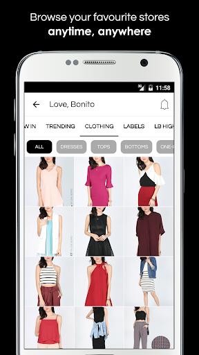 shopperboard: fashion shopping screenshot 3