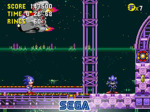 Sonic CD Classic  screenshots 8