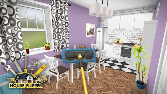 House Flipper: Home Design, Renovation Games (MOD, Unlimited Money) 2