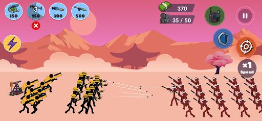 Stickman World Battle 1.02 screenshots 4