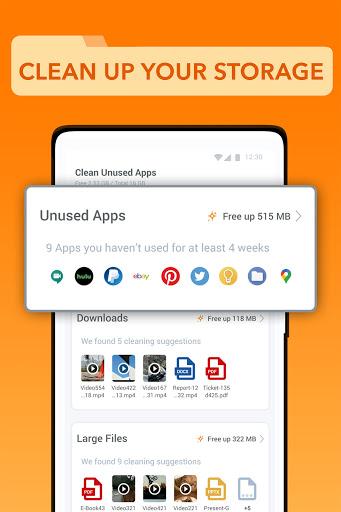 ASTRO File Manager: Storage Organizer & Cleaner screenshots 1