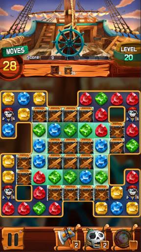 Jewel Voyage: Match-3 puzzle  screenshots 5