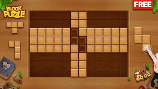 Wood Block Puzzle android2mod screenshots 8