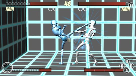 Taken 5 – Fighting Game 5