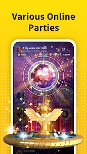 Ahlan-Free Group Voice Chat Room Apk Download Free 3
