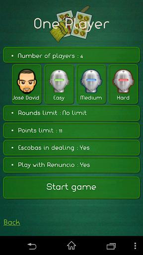 Escoba / Broom cards game 1.3.4 Screenshots 2
