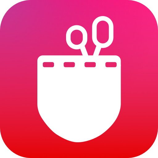 Pocket Salon app Icon