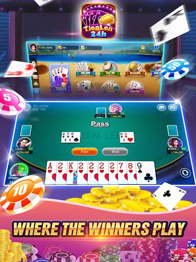 Tien Len 24h Khmer 1.29 screenshots 1