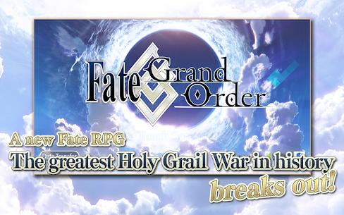 Fate/Grand Order (English) fgo jp apk Lastest Version 2021** 7
