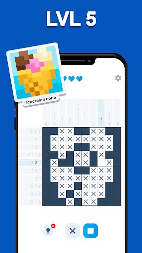 Nonogram Logic - picture puzzle games 0.8.7 screenshots 10