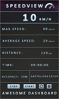 GPS Speedometer App: Car Speed Odometer Trip Meter