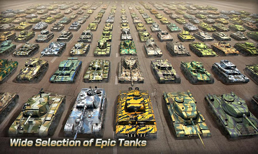 Tank Legion PvP MMO 3D tank game for free apktreat screenshots 2